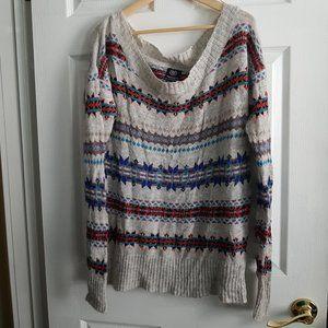 America Eagle Sweater